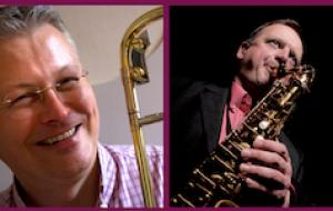 Mark Nightingale & Alan Barnes Quintet – play the Music of George Gershwin