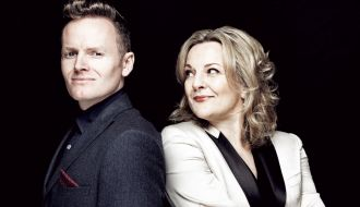 Claire Martin and Joe Stilgoe - Just The Two Of Us