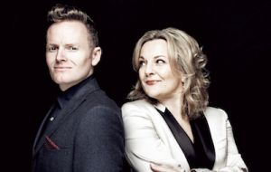 Just The Two Of Us - Claire Martin & Joe Stilgoe Entertain