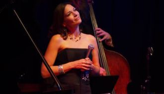 Gabrielle Ducomble –with the music of Claude Nougaro