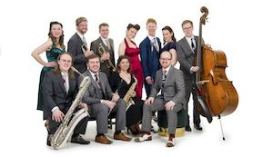 Big Band Bash with <br>Down for The Count Swing Orchestra</br>