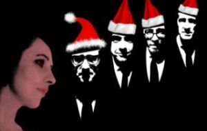 The return of Jazz At The Movies Swinging Christmas