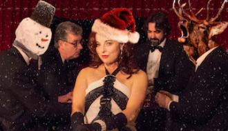 JAZZ AT THE MOVIES: <br>A SWINGING CHRISTMAS