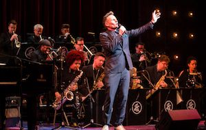 Swinging Sunday - Joe Stilgoe & his Mighty Big Band