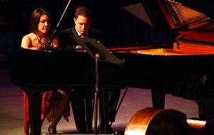 Classic Jazz in Four Hands - Stephanie Trick & Paolo Alderighi