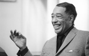 Barnes plays Duke Ellington