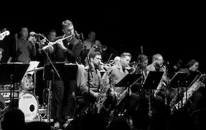 The Gareth Lockrane Big Band