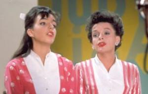 The music of Judy Garland & Liza Minnelli - performed by Trudy Kerr & Ruby Gascoyne