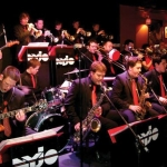 NYJO Swing Band at the Hoste