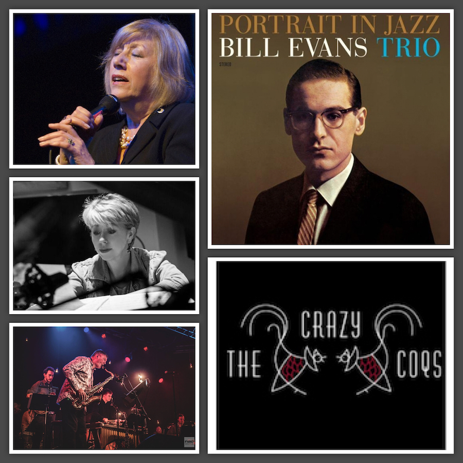 A Time Remembered – The Music of Bill Evans Featuring Norma Winstone, Nikki Iles, Stan Sulzmann