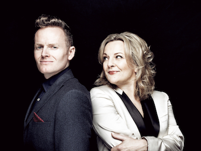 Just The Two Of Us - Claire Martin & Joe Stilgoe Entertain - Claire Martin, Joe Stilgoe