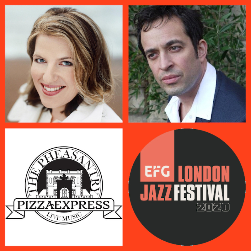 Clare Teal &  Jason Rebello - Concert 1