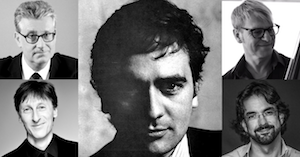 The Jazz Music of Dudley Moore with  The Chris Ingham Quartet - Chris Ingham, George Double, Paul Higgs, Geoff Gascoyne