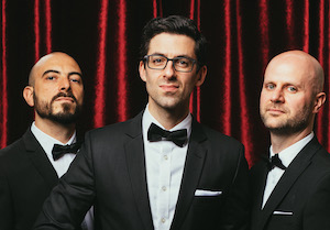 "Gabriel Latchin Trio new Album Launch - ""I'll Be Home For Christmas"" -"