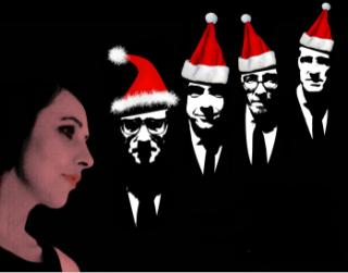 Jazz at The Movies - A Swinging Christmas - Joanna Eden, Jazz At The Movies