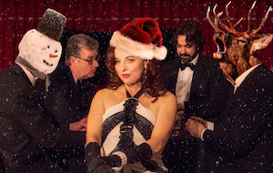 JAZZ AT THE MOVIES: A SWINGING CHRISTMAS - Chris Ingham, Joanna Eden, Mark Crooks, Jazz At The Movies