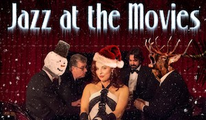 Jazz At The Movies - Swinging Christmas - Jazz At The Movies, Chris Ingham, Joanna Eden, Mark Crooks, George Double, Arnie Somogyi