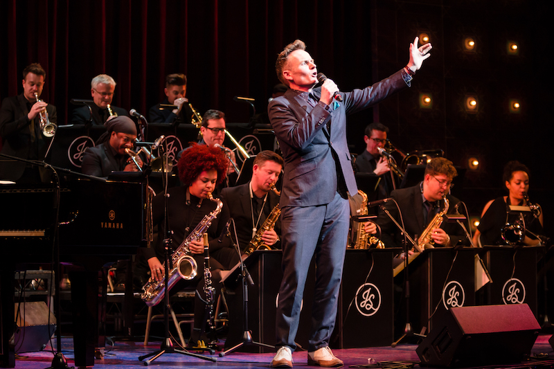Joe Stilgoe & his Mighty Big Band