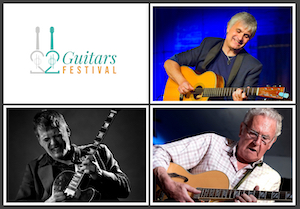 Featuring Laurence Juber & Nigel Price - Concert 1 CANCELLED - Laurence Juber, Jim Mullen, Nigel Price