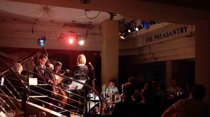 London Jazz Venue The Pheasantry Jbgb Events