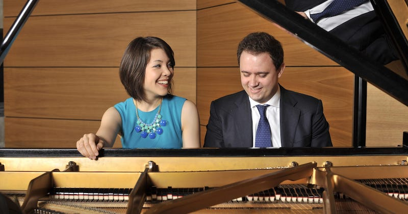 Stephanie Trick & Paolo Alderighi - The Great Masters of Classic Piano