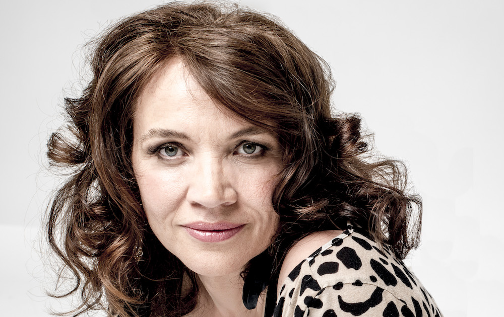 """Just Me – Just You"" Jacqui Dankworth with Charlie Wood at the Crazy Coqs - Jacqui Dankworth"
