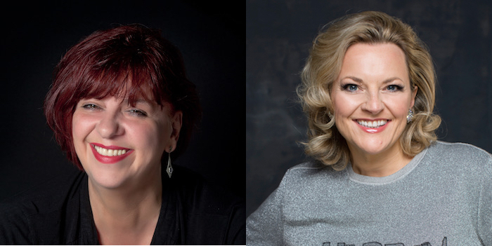 Swinging Saturday - Liane Carroll & Claire Martin in Concert