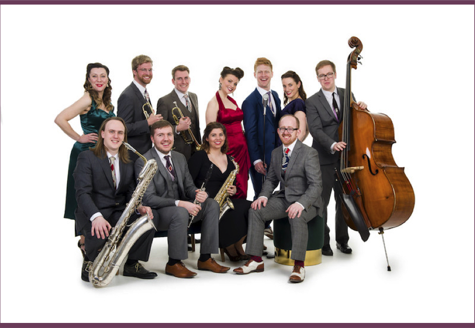 Big Band Bash with Down for The Count Swing Orchestra