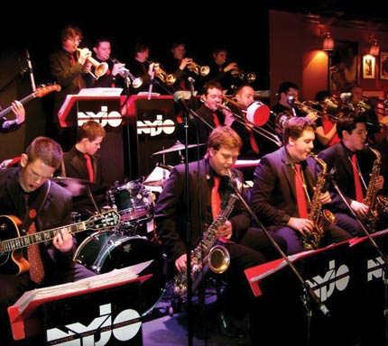 National Youth Jazz Orchestra Swing Band - National Youth Jazz Orchestra