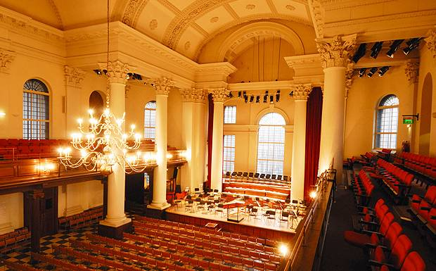 London Jazz Venue St John S Smith Square Jbgb Events